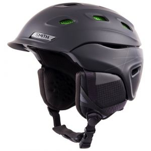 Smith Vantage M E00655ZF95559 Casque de Ski Noir Mat