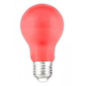 Calex ampoule standard LED rouge 1W (remplace 5W) E27