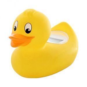 Rotho Thermomètre de bain numérique Canard