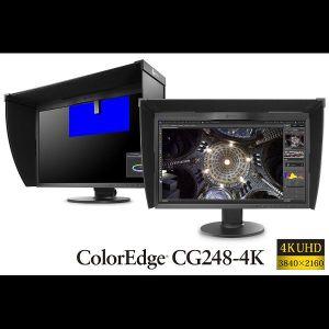 """Eizo ColorEdge CG248-4K - Ecran LED 4K 23.8"""""""