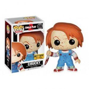 Funko Figurine Pop! Chucky blood spattered 9 cm
