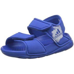 Adidas Altaswim, Sandales Mixte Enfant, Bleu (Blue/Footwear White/Footwear White 0), 23 EU