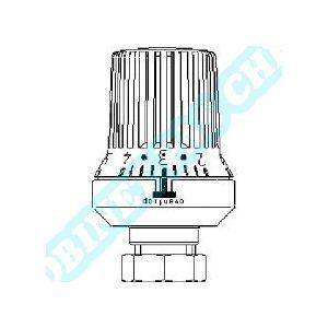 Oventrop Robinetterie thermostatique uni xh 30x1.5 modele blanc ref 1011365