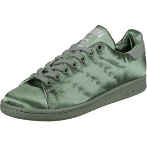 Adidas Stan Smith, Baskets Mode Femme, Vert (Trace Green/Trace Green/Trace Green), 39 1/3 EU