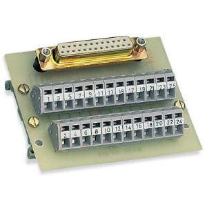 Wago 289-459 - Module interface 50 pôles avec Sub-Min-D, 50 pôles connecteur femelle droit conditionnement 1 pc(s)