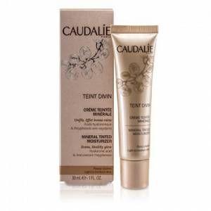 Caudalie Teint Divin - Crème teintée minérale pour peaux claires