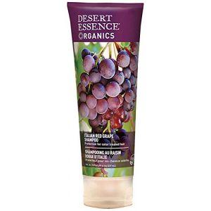 Desert Essence Raisin rouge d'Italie - Shampooing
