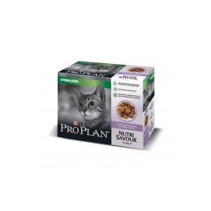 Purina Pro Plan - Nutrisavour Sterilised en gelée