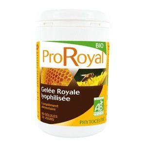 Pro royal Bio Gelée Royale Lyophilisée - 60 Gélules