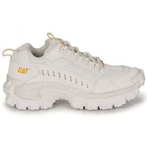 Caterpillar Baskets basses INTRUDER blanc - Taille 37,38,39,40,41,42,43,44,45