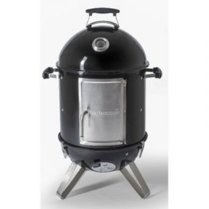 Barbecook Oskar S - Barbecue à charbon Fumoir