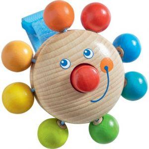 Haba Jouet d'activités pour poussette Clown