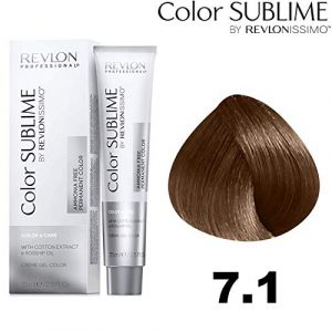 Revlon Color Sublime by issimo 75 ml. Col. 7.1 Blond Cendre