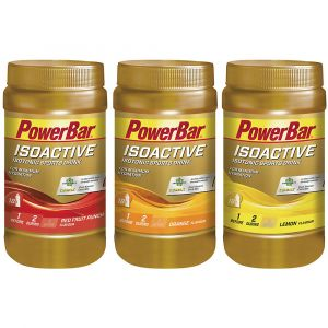 Powerbar Boisson Isoactive Sport Drink pendant l'effort