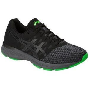 Image de Asics Gel-Exalt 4, Chaussures de Running Homme, Noir (Black/Carbon/Green Gecko 9097), 43.5 EU