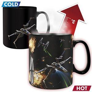 Abysse Corp Mug Space Battle Heat Change Star Wars (460 ml)