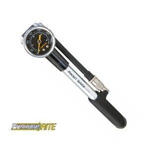 Topeak Pocket Shock DXG Pompe amortisseur