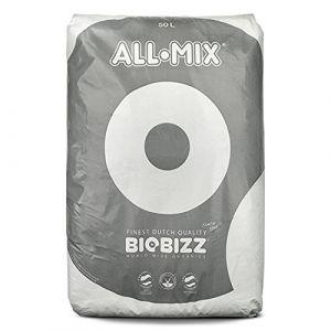 Biobizz Terreau all.mix en sac de 50 litres