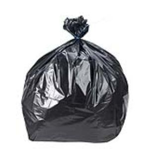 Mystbrand Carton 200 sacs poubelles pour déchet standard 37 microns (110 L)