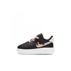 Nike Chaussures enfant Force 1 Vintage Floral Bébé Noir - Taille 21,22,25,26,27,23 1/2,19 1/2