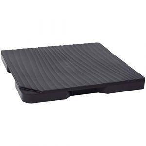 Eda Plastiques Lest beton 25 kg pour mat deporte gris fonce