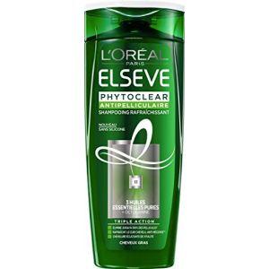 L'Oréal Elsève Phytoclear - Shampooing rafraîchissant anti-pelliculaire