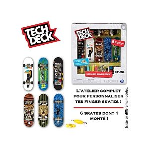 Spin Master Tech-Deck - Coffret Skate Shop