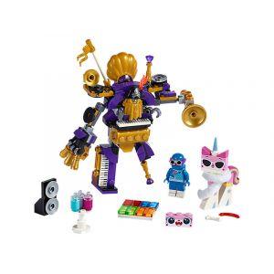 Lego Movie 2: Systar Party Crew (70848)