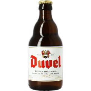Duvel Bière spécial blonde de haute fermentation