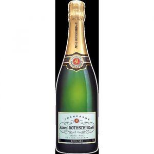 Alfred Rothschild Champagne demi-sec