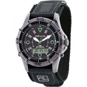Kahuna K5V-0004G - Montre Homme - Quartz Analogique et digitale - Bracelet Noir