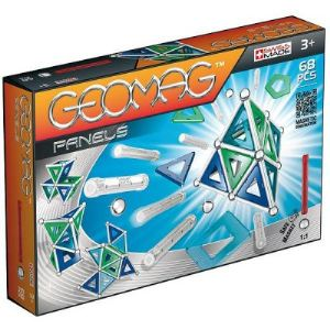 Geomag 6814 - Panels 68 pièces