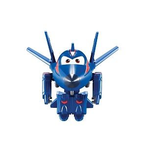 Auldey Super Wings - Figurine Transformable (5 cm) - Agent Chace