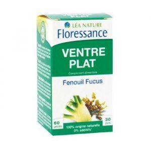 Floressance Ventre Plat 60 gélules Fenouil / Fucus