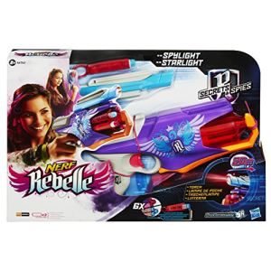 Image de Hasbro Nerf Rebelle agent secret Starlight