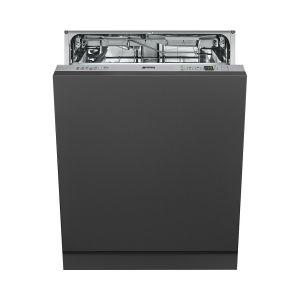 Smeg STP364S - Lave-vaisselle intégrable 14 couverts