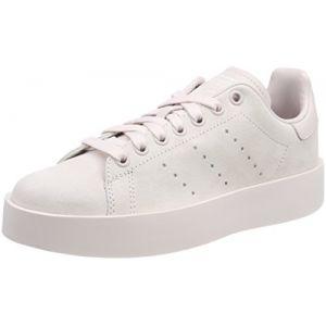 Adidas Stan Smith Bold, Baskets Femme, Rose (Orchid Tint/Orchid Tint/Orchid Tint 0), 38 EU
