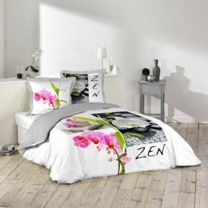 Zen - Parure de lit 3 pièces (220 x 240 cm)