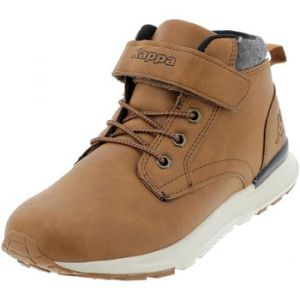 Kappa Chaussures enfant Telmo camel cadet haute Beige - Taille 28,31,32,33,34