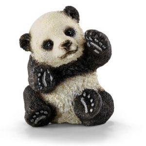 Schleich Figurine bébé Panda jouant