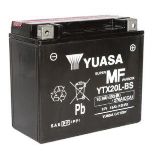 Yuasa Batterie moto YTX20L-BS