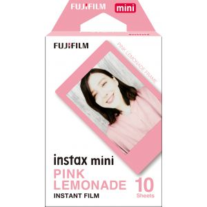 Fujifilm Instax Mini Pink Lemonade (10 Poses)