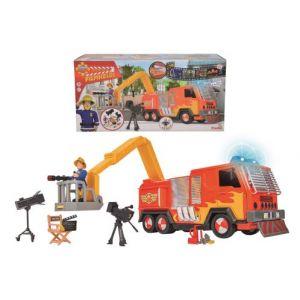 Simba Toys Sam le Pompier - Camion pompier Jupiter