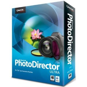 PhotoDirector 4 Ultra [Windows]