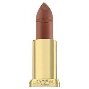 L'Oréal Color Riche 381 Silky Coffee - Rouge à lèvres
