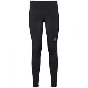 Odlo BL Core Warm - Pantalon running Femme - noir S Pantalons course à pied