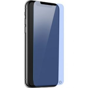 Force glass Protection d'écran Anti-Bleu iPhone XR