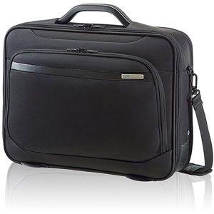 """Samsonite Vectura Office Case Plus 17.3"""" Mallette 42cm 23L Noir"""