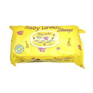 Baby Lindo Stenago - Lingettes pour l'hygiène du bébé