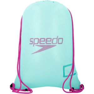 Speedo Equipment Mesh Sac de Natation Mixte Adulte, Spearmint/Diva, Taille Unique